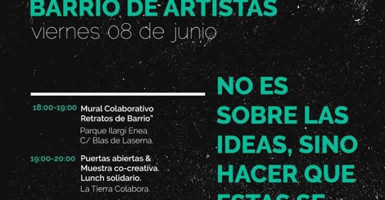 BARRIO DE ARTISTAS