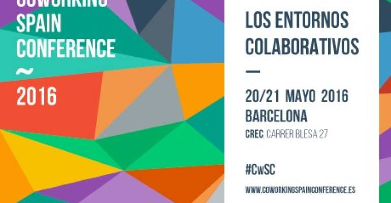 Asistencia a Coworking Spain Conference
