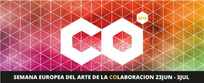 Presentación de la semana Europea del Arte de la COlaboración