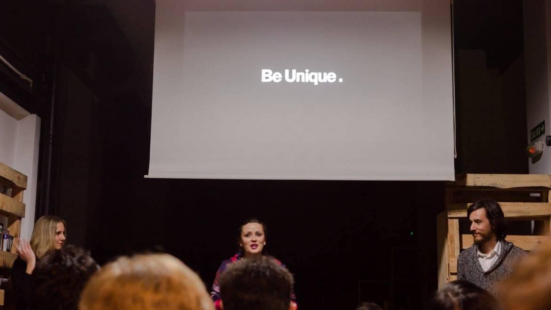 Éxito en la presentación de Be Unique
