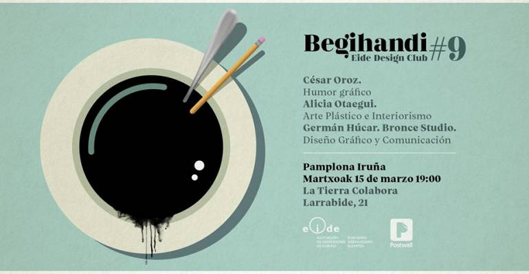 Begihandi Eide Design Club #09 Pamplona
